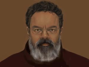 Self Portrait - iPad drawing