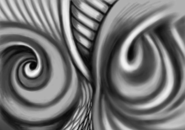 Freeform Design - iPad drawing